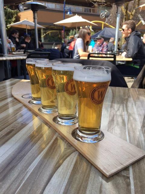 beer flight whistler