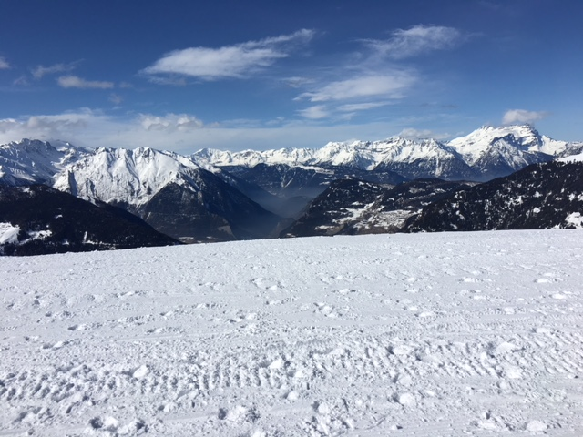 verbier from the mountain