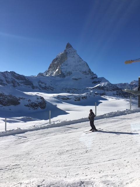 zermatt view of matterhorn