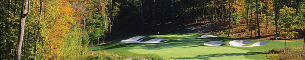 the rock golf course