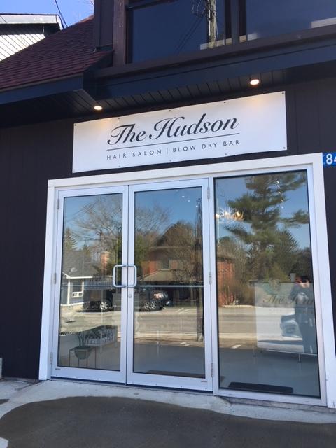 hudson hair dry bar